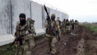İdlib'te Teröristler Arasındaki Çatışmalar Sürüyor