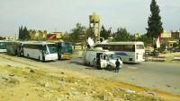 Ceyşul İslam Teröristlerini Cerablus'a Aktarma İşlemleri Devam Ediyor