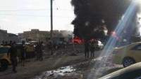 IŞİD Teröristleri Musuldaki Sivilleri Bombaladı