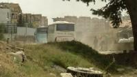 Tekfirci Teröristler Duma ve Cobar Dahil Doğu Ğuta'nın Tamamını Terk Edecekler