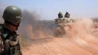 Hama Kırsalındaki Teröristlere Darbe İndirildi