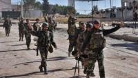 Suriye'de Hamdaniye İstasyonu Ve Nasıriye Beldesi İşgalden Kurtarıldı