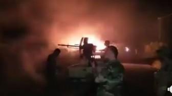 Suriye Ordusu Lazkiye Kırsalına Sızmaya Çalışan Teröristlerin Tamamını İmha Etti