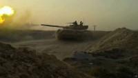 Suriye Ordusu Hama Kırsalında Çok Sayıda Teröristi Gebertti