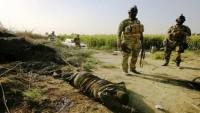 Irak'ın batısında teröristlere ağır darbe: Onlarca terörist öldürüldü