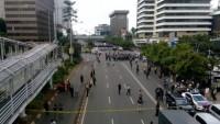 İran, Endonezya'nın başkenti Jakarta'da meydana gelen terör saldırılarını kınadı