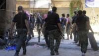 Teröristler Yermük kampından çekilmek için Suriye ordusundan izin istedi