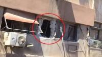 Teröristler Şam'da yine sivilleri hedef aldı