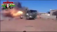 Video: Terörist Ateş Açmaya Hazırlanırken Havaya Uçuruldu