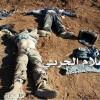 Foto: Zebadani'de gece kaçmaya çalışan teröristler mayına basınca ölü ve yaralı olarak yakalandı