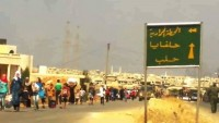 Ceyşül-Fetih teröristleri, Hama'da bir köy sakinlerini katliam etti