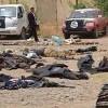 Irak ordusu ülkenin bir çok bölgesinde teröristlere ağır darbe indirdi