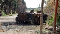 Suriye Ordusundan Dera Kırsalında Nusra Teröristlerine Ağır Darbe