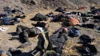 Suriye'de onlarca terörist öldürüldü