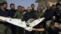 Irak'ta IŞİD'in İHA'sı düşürüldü