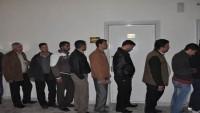 Suriye'de 57 Kanun Kaçağı Daha Teslim Oldu