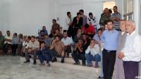 Suriye'de 560 Kanun Kaçağı Silahlarıyla Teslim Olurken, 103 Kişi de Serbest Bırakıldı