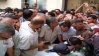 Suriye'de 172 kişi daha teslim oldu