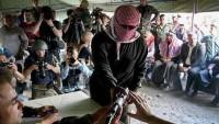 Yüzlerce Militan Suriye Ordusuna Teslim Oldu