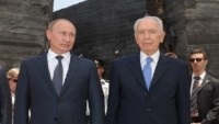Putin Siyonist Hayranlığını Gizleyemedi: Peres, Olağanüstü bir insandı