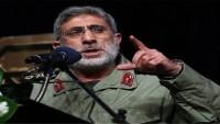"""General Kaani: """"Irak'ta tekfirci teröristlerin belini kırdık"""""""