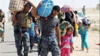 Irak'ta 1.5 milyon insan evine döndü