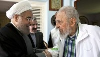 Fidel Castro: İran'ın Amerika'ya karşı direnişi takdire şayandır