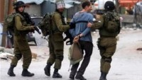 Siyonist Rejim Askerleri 28 Filistinliyi Tutukladı