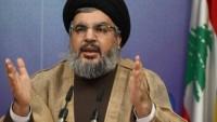 Seyyid Nasrullah: Siyasi ve askeri direniş, İsrail'i saldırılarını durdurmaya mecbur bıraktı