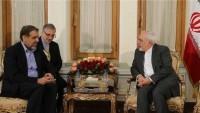 Filistin İslami Cihad Hareket Lideri, İran Dışişleri Bakanı İle Görüştü