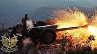 Suriye Ordusundan Tekfircilere Ağır Darbe: 125 Terörist Öldürüldü, 12 Araç İmha Edildi
