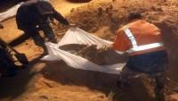 Suriye'nin Haresta Kırsalında Toplu Mezar Bulundu