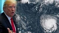 Trump'ın Porto Riko kasırgası hakkındaki açıklamalarına tepki