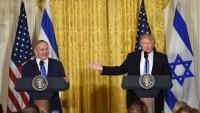 Trump'ın siyonistlere büyük hizmeti