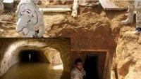 Mısır'ın Deniz Suyu Pompaladığı Tünellerde 14 Gazzeli İşçi Kayboldu