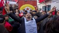 Tunus'ta devrimin 8. Yılında genel grev