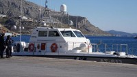 Lübnan'a doğru giderken Yunanistan tarafından el konulan Türk gemisinde cephanelik bulundu