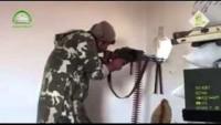 Video: Suriye'deki Teröristler Türk Malı MKE (Makine Kimya Enstitüsü) Yapımı Mühimmat Kullanıyor
