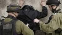 Batı Yaka'da 5 Kişi Siyonist İsrail Güçleri Tarafından Tutuklandı