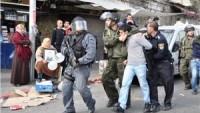 Siyonist İsrail Güçleri Kudüs'te Tutuklamalara Hız Verdi