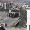 Siyonist İsrail Güçleri Beyt Furik Beldesinde Filistinli 4 Genci Gözaltına Aldı