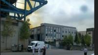 Tuzla'da kimyasal sızıntı alarmı