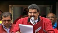 Maduro net konuştu: Barış mı şiddet mi? Biz barış istiyoruz