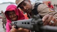 """Venezuela Halkından """"Emperyalist ABD'yi Yok Etmeye Hazırız"""" Mesajı"""