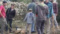 Siyonistler Cenin Şehrine Bağlı Köylere Saldırdı