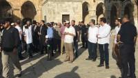 58 Yahudi Yerleşimci Bu Sabah Mescid-i Aksa'ya Baskın Düzenledi