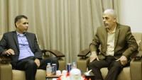 Es-Sinvar: İşgalcinin Gazze Saldırılarını Tekrarlamasına İzin Vermeyeceğiz