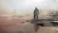 """İran'ın """"Reg Sefid-147"""" isimli petrol kuyusundaki yangın kontrol altına alındı"""