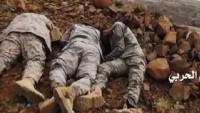 Yemen Sınırında 7 Suud Askeri Öldürüldü