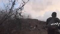 Yemen Ordusu ve Ensarullah Güçleri İşgalci Güçlere Darbe Vurmaya Devam Ediyor